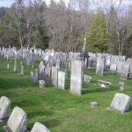 Old Burying Ground Warren Historical Society CT