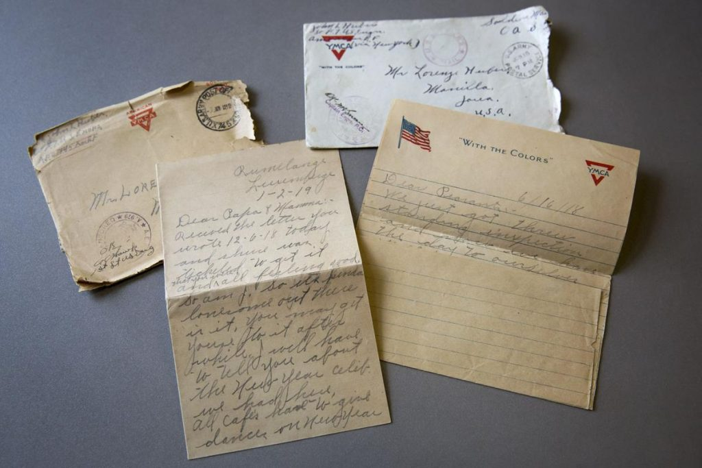 Letters and Letter Writers